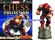 Marvel Chess Collection #42 Juggernaut Eaglemoss Publications